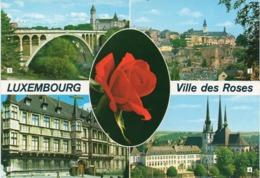 Luxembourg - Ville Des Roses - Fg - Altri