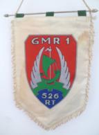 FANION 526° RT REGIMENT DU TRAIN GMR 1 - Drapeaux