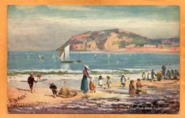 Llandudno UK 1908 Postcard - Wales
