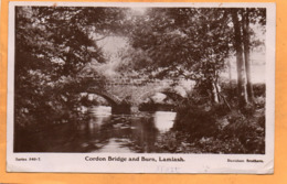 Lamlash Isle Of Arran UK 1908 Postcard - Ayrshire