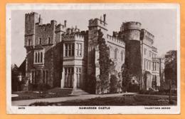 Hawarden UK 1908 Postcard - Flintshire
