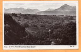 Isle Of Arran UK 1908 Postcard - Flintshire