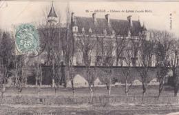 [09] Ariège > Leran Le Chateau Facade Midi - Frankreich