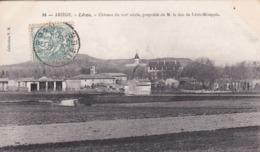 [09] Ariège > Leran Le Chateau Vue Generale Plan Recherché - Autres Communes