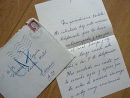Prince Jacques De BOURBON (1908-1975) Fils ROI ESPAGNE Alphonse XIII Spana. AUTOGRAPHE - Autographes