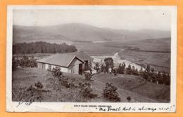 Crawford UK 1908 Postcard - England