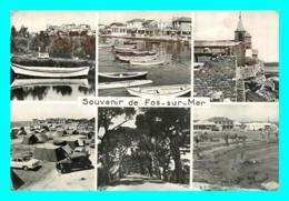 A747 / 219  13 - Souvenir De FOS SUR MER Multivues - Other Municipalities