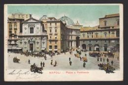 15164 Napoli - Piazza San Ferdinando F - Napoli (Naples)