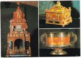Muzeum Zamkowe W Malborku  - Bernstein/Amber/Barnsteen - (Poland) - Polen