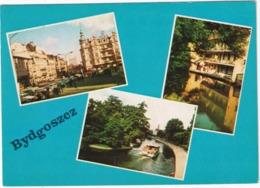 Bydgoszcz - Plac Wolnosci. Wycleczka Po Brdzie... - (Poland) - Polen