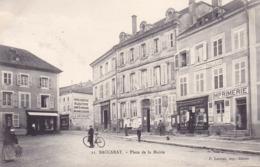 CPA - 54 - BACCARAT - Place De La Mairie - 21 - Baccarat
