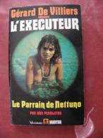 L'exécuteur N° 83 Le Parrain De Nettuno - Aventura