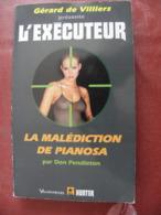 L'exécuteur N° 158 La Malédiction De Pianosa - Aventura