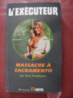 L'exécuteur N° 164 Massacre à Sacramento - Aventura