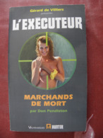 L'exécuteur N° 218 Marchands De Mort - Aventura