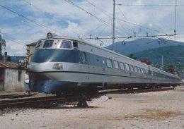 """F.S. ETR 401 """"Pendolino"""" - Trains"""
