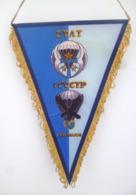 FANION EVAT 11° CCTP ETAT MAJOR PARACHUTISTE - Drapeaux