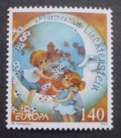 Liechtenstein     Kinderbücher  Cept    Europa  2010  ** - Europa-CEPT