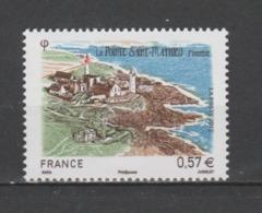 """FRANCE / 2012 / Y&T N° 4679 ** : """"Touristique"""" (Pointe Saint-Mathieu - Finistère) X 1 - Neufs"""