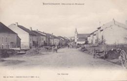 CPA - 54 - BERTRICHAMPS - Le Centre - 4880 - France