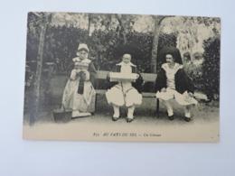 AU PAYS DU SEL - Un Géneur  Ref 1422 - France