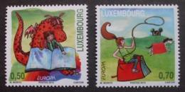 Luxemburg      Kinderbücher  Cept    Europa  2010  ** - Europa-CEPT