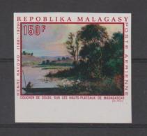 Madagascar 1969 Tableau PA 111 Non Dentelé ** MNH - Madagascar (1960-...)