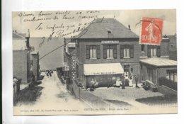 80 - ONIVAL-sur-MER - Hôtel De La Paix - Onival