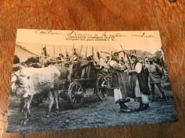 Carte Postale Ancienne CPA Emigrés Des Pays Envahis Macedoine Souvenirs D'orient 1914-18 - Macedonia