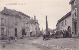 CPA - 54 - DENEUVRE - Grande Rue - 20 - France