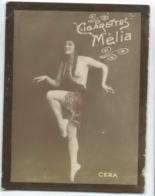 CIGARETTES MELIA - CERA , Seins Nus - Dos Vierge - Melia