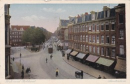 Amsterdam Ferdinand Bolstraat Hk Albert Cuypstraat # 1919 Trams Levendig   17 - Amsterdam