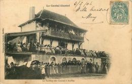 CANTAL  AURILLAC  Le Pavillon Des Courses - Aurillac