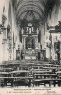 99Av   Belgique Stabroeck Binnenzicht Der Kerk Interieur De L'église - Stabrök