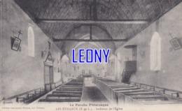 CPA  De LES ETILLEUX (28) - INTERIEUR  De L' EGLISE - édit LEMONNIER RICHET - France