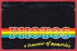 248678 / Advertising - Ancienne Pochette De Photographie PHOTOS A TREASURE OF MEMORIES , Bulgaria Bulgarie - Supplies And Equipment