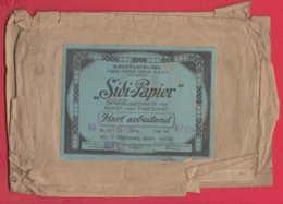 248679 / Advertising - Ancienne Pochette De Photographie KRAFT & STEUDEL FABRIK PAPIERE DRESDEN , Germany Elephant - Supplies And Equipment
