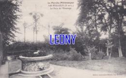 CPA  De LES ETILLEUX (28) - Le PUITS De L' ERMITAGE  - édit LEMONNIER RICHET - France