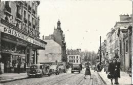 CPA  1215 - FONTAINEBLEAU - La Grand Rue Et L'entrée De La Rue Du Parc - Fontainebleau