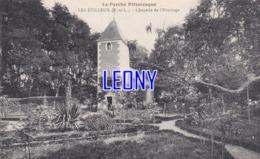 CPA  De LES ETILLEUX (28) - CHAPELLE  De L' ERMITAGE  - Cliché G. FOUCAULT - France