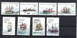 AAT Australian Antarctic Territory Ships USED - Usados