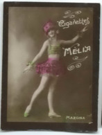 CIGARETTES MELIA - MAZONA - Dos Vierge - Melia