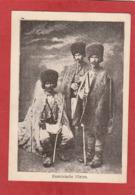 CPA: Roumanie - Rumanische Hirten - Roumanie