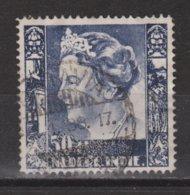 Nederlands Indie 205 TOP CANCEL BATAVIA ; Koningin, Queen, Reine, Reina Wilhelmina 1934 Netherlands Indies PER PIECE - Nederlands-Indië