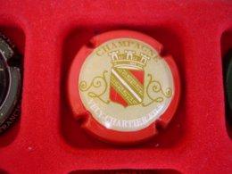 * Capsule De Champagne VELY-CHARTIER Fils N°5 * - Capsules & Plaques De Muselet
