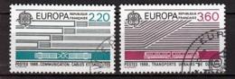 Frankrijk  Europa Cept 1988 Gestempeld  Fine Used - Europa-CEPT