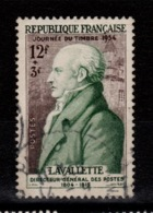 YV 969 Oblitere Lavalette Cote 4,60 Euros - France