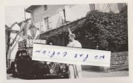 07 - SAINT CLAIR  - Traction Pour La Kermesse Du 13 Juin 19?? ( Photo  11 Cm X 7,2  Cm  ) - Plaatsen
