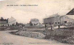 77. N° 103084 .citry .pas Courante .les Usines A Platre De Villare . - Frankrijk