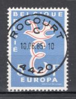 BELGIE: COB 1065 Zeer Mooi Gestempeld. - Belgio
